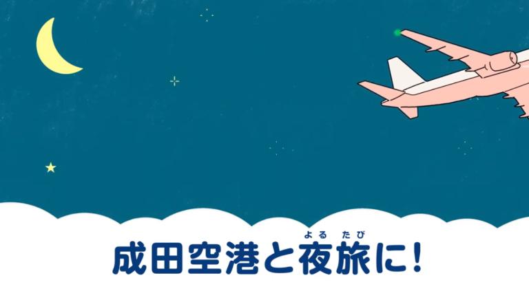 分かりやすい動画 成田国際空港